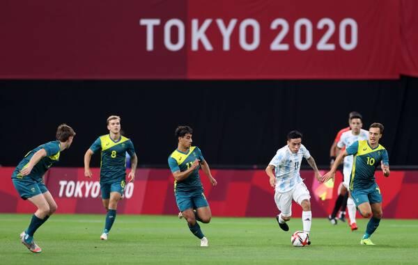 Ολυμπιακοί Αγώνες: Η Αυστραλία σόκαρε την Αργεντινή! (Photos)