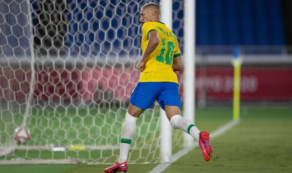 Ολυμπιακοί Αγώνες: Τεσσάρα η Βραζιλία με εκπληκτικό Ριτσάρλισον! (Photos)