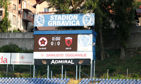Βελέζ-ΑΕΚ: Έτσι θα παίξουν οι Βόσνιοι!