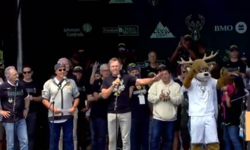 Ιδιοκτήτες Μπακς: «Και του χρόνου το πρωτάθλημα στο Μιλγουόκι»