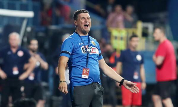 Μιλόγεβιτς: «Δεν προσαρμοστήκαμε στο ματς - Θα είμαστε καλύτεροι στη ρεβάνς»