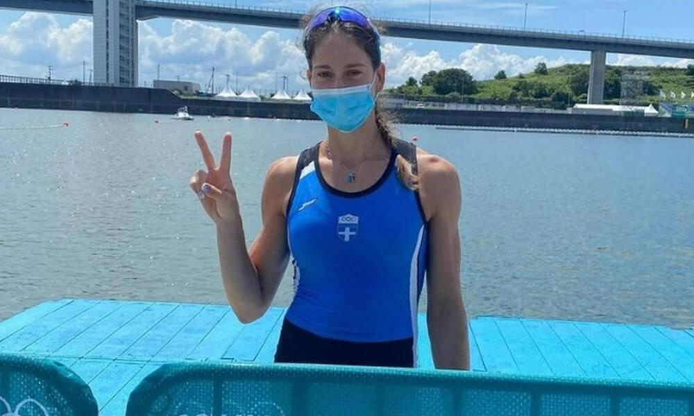 Ολυμπιακοί Αγώνες - Κυρίδου: «Προκρίθηκα αν και λίγο αγχωμένη»!