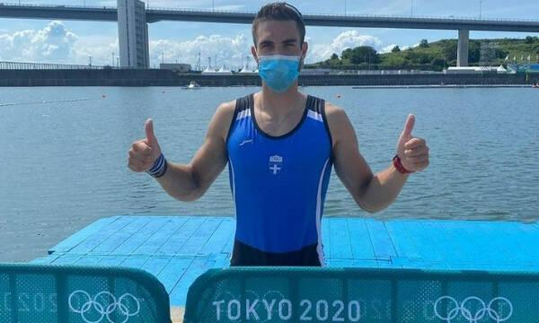 Ολυμπιακοί Αγώνες-Ντούσκος: «Ξεκίνησα καλά και δεν πιέστηκα»