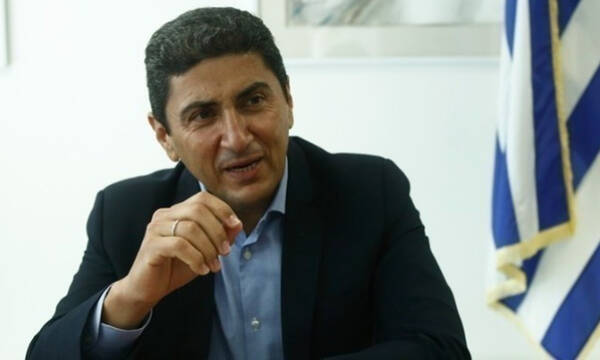 Ολυμπιακοί Αγώνες - Αυγενάκης: «Θα ακούσουμε πολλές φορές τον Εθνικό μας ύμνο»