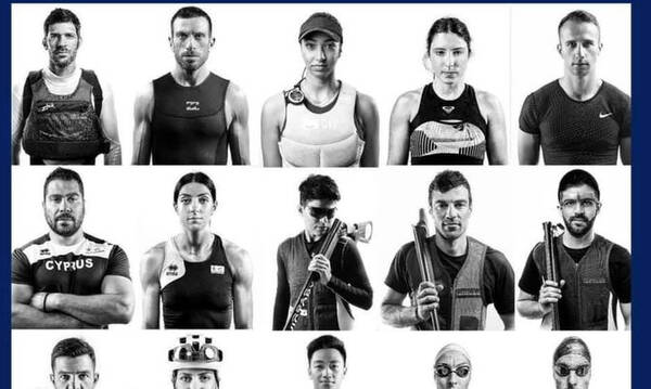 Ολυμπιακοί Αγώνες: Ευχές του Νίκου Αναστασιάδη στους Κύπριους αθλητές!