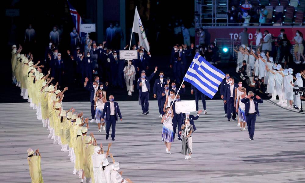 LIVE CHAT η Τελετή Έναρξης των Ολυμπιακών Αγώνων (videos)