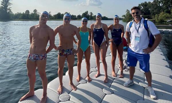 Κολύμβηση: Πρεμιέρα σήμερα στο Ευρωπαϊκό πρωτάθλημα Ανοιχτής Θάλασσας