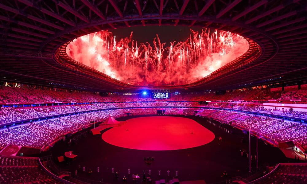 Ολυμπιακοί Αγώνες: Φαντασμαγορική η Τελετή Έναρξης - Ξεκίνησε το... ταξίδι (videos+photos)