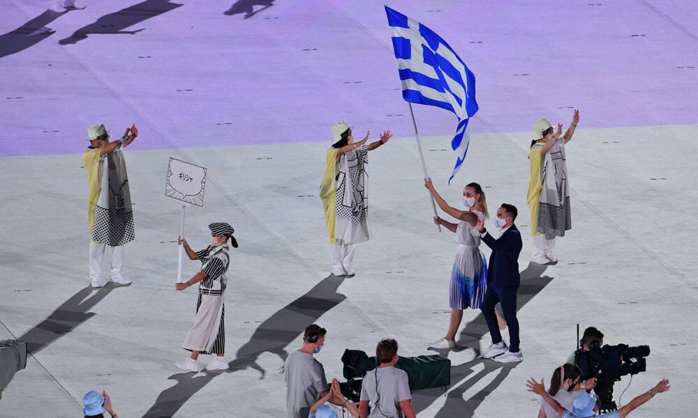 Ολυμπιακοί Αγώνες: Πετρούνιας, η «μεγαλύτερη τιμή», Κορακάκη: «Μοναδικό συναίσθημα»