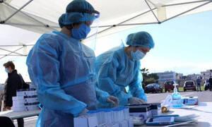Κρούσματα σήμερα: 2.854 νέα κρούσματα, στους 130 οι διασωληνωμένοι και 7 νέοι θάνατοι