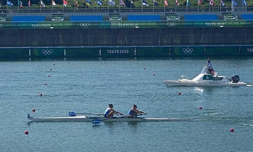 Ολυμπιακοί Αγώνες- Κωπηλασία: Στα επαναληπτικά η πρόκριση για τις Κυρίδου/Μπούρμπου