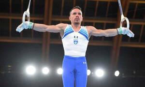 Ολυμπιακοί Αγώνες: «Μαγικός» ο Πετρούνιας στο Τόκιο, έκλεισε θέση για τον τελικό των κρίκων!