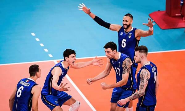 Ολυμπιακοί Αγώνες - Βόλεϊ ανδρών: Νίκες για Βραζιλία, Ρωσία και Ιταλία