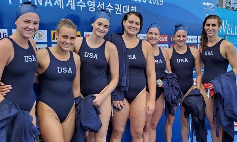 Ολυμπιακοί Αγώνες-Πόλο Γυναικών: Νικηφόρο ξεκίνημα για την Αυστραλία και «περίπατος» των ΗΠΑ