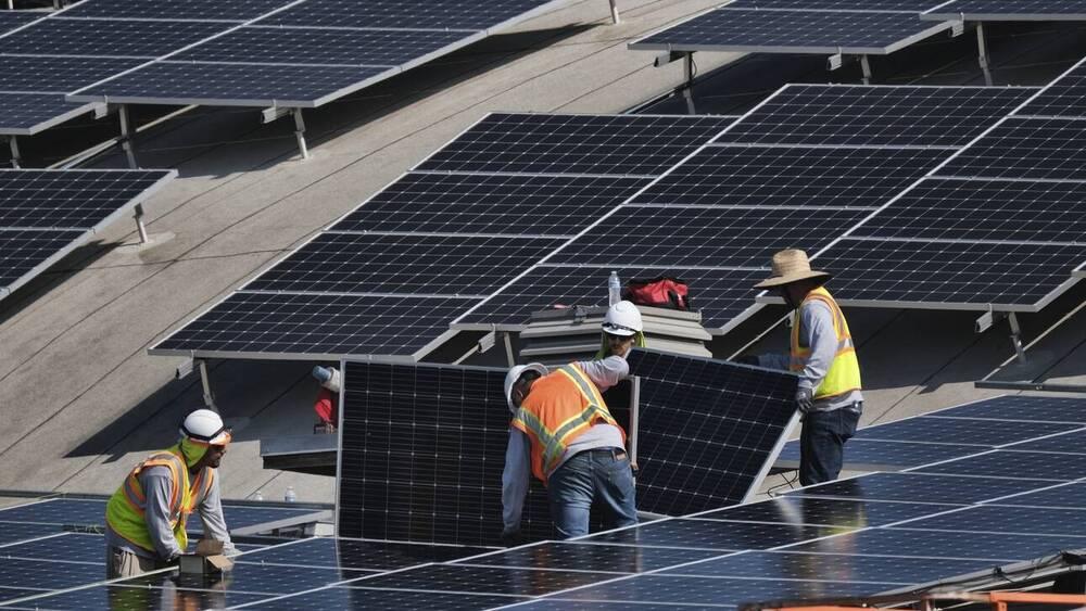 Μελέτη: Η μάχη κατά της κλιματικής αλλαγής μπορεί να φέρει 8 εκατ. νέες θέσεις εργασίας