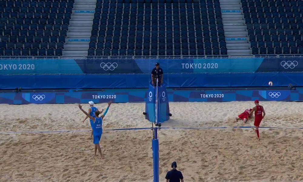 Ολυμπιακοί Αγώνες: Το πανόραμα σε beach volley Ανδρών και Γυναικών (videos)