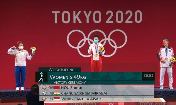 Ολυμπιακοί Αγώνες: Ο πίνακας των μεταλλίων (video)