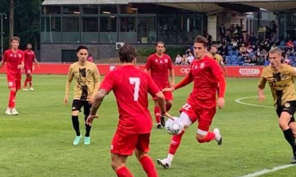 ΝΠΣ Βόλος: Συντριβή από την Ουτρέχτη, δύο γκολ ο Δουβίκας!