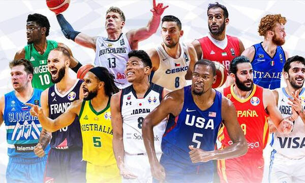 Ολυμπιακοί Αγώνες – Μπάσκετ ανδρών: Τζάμπολ στο τουρνουά – Όλα όσα πρέπει να ξέρετε