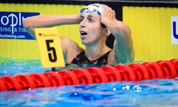Ολυμπιακοί Αγώνες-Κολύμβηση: Νέο Πανελλήνιο ρεκόρ η Ντουντουνάκη, αλλά έμεινε 9η (video)