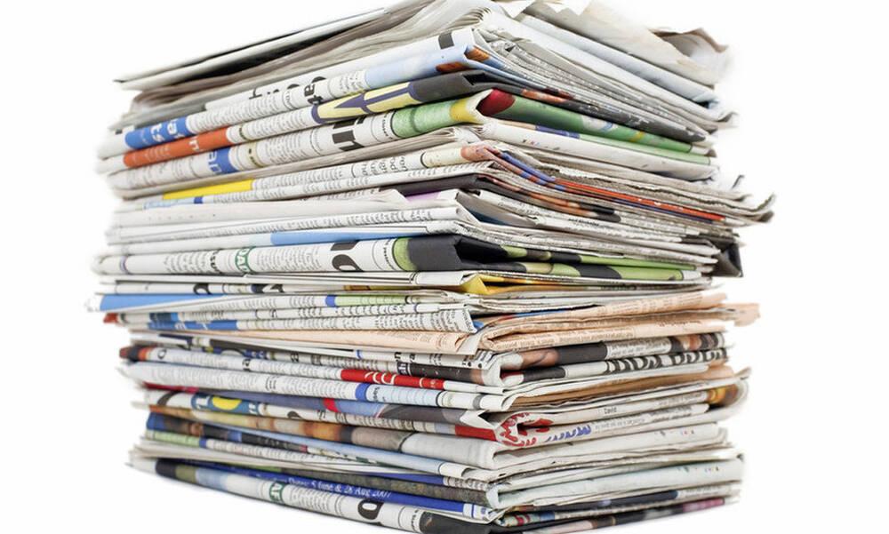 Τα πρωτοσέλιδα των αθλητικών εφημερίδων της ημέρας (25/07)