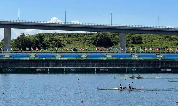 Ολυμπιακοί Αγώνες-Κωπηλασία: Στα ημιτελικά οι Κυρίδου/Μπούρμπου (photos)