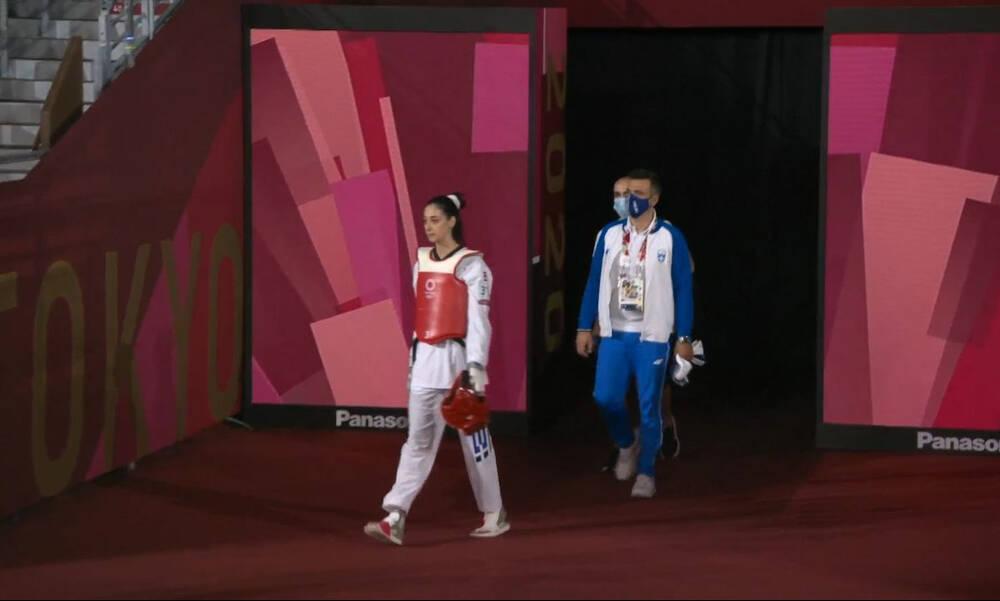 Ολυμπιακοί Αγώνες – Ταεκβοντό: Δεν τα κατάφερε η Τζέλη, ελπίδα μέσω ρεπεσάζ (video)