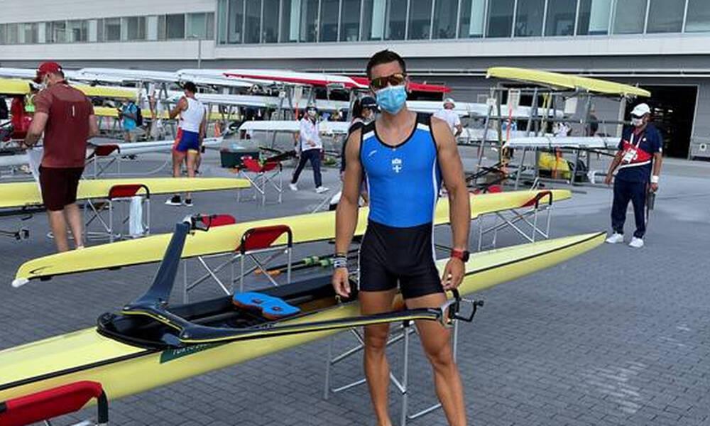 Ολυμπιακοί Αγώνες-Κωπηλασία: Προκρίθηκε στα ημιτελικά ο Ντούσκος (video)