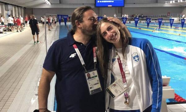 Ολυμπιακοί Αγώνες-Ντουντουνάκη: «Χαίρομαι για το ρεκόρ, αλλά δεν ήταν αρκετό»