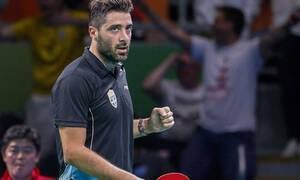 Ολυμπιακοί Αγώνες-Πινγκ Πονγκ: Νέα πρόκριση για Γκιώνη, χωρίς… μετάδοση