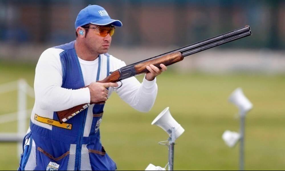 Ολυμπιακοί Αγώνες-Σκοποβολή: Ο Μαυρομάτης 26ος μετά το πρώτο μέρος