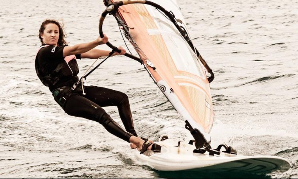 Ολυμπιακοί Αγώνες-Ιστιοπλοΐα: Στην 23η θέση της γενικής κατάταξης στα RS:X η Δίβαρη