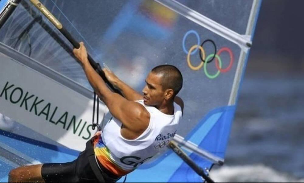 Ολυμπιακοί Αγώνες-Ιστιοπλοΐα: 11ος ο Κοκκαλάνης στο φινάλε της πρώτης ημέρας