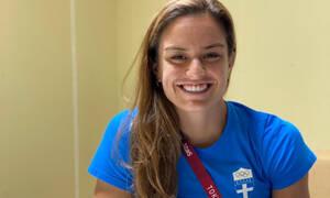Ολυμπιακοί Αγώνες: Η έκπληξη για τα γενέθλια της Μαρίας Σάκκαρη (photos+video)