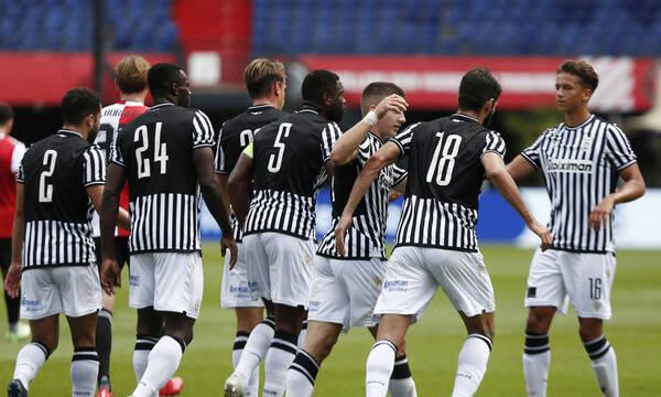Φέγενορντ-ΠΑΟΚ 1-2: Φιλική νίκη με ανατροπή και τα δικά του παιδιά (photos)