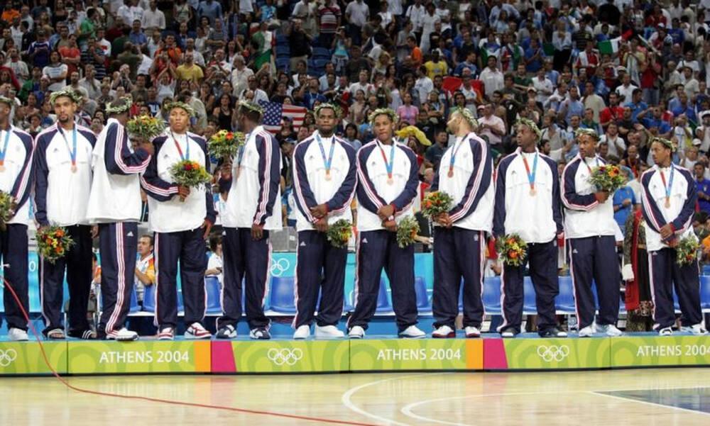 Ολυμπιακοί Αγώνες: Ξύπνησε μνήμες από... Ελλάδα η ήττα της Team USA