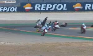 Θρήνος στον μηχανοκίνητο αθλητισμό με τον θάνατο 14χρονου κατά την διάρκεια αγώνα (video+photos)