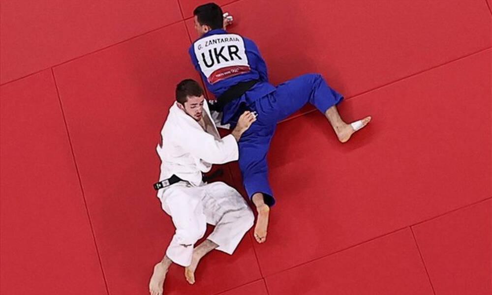 Ολυμπιακοί Αγώνες - Τζούντο: Αίμα στον αγώνα του Ζανταράια με τον Γκαϊτέρο