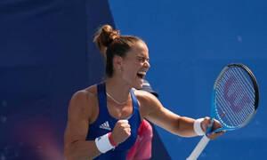 Ολυμπιακοί Αγώνες-Τένις: Σάκκαρη για μεγάλα πράγματα στο Τόκιο (photos+video)