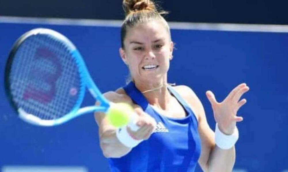 Ολυμπιακοί Αγώνες-Τένις: Το μυστικό της επιτυχίας της Μαρίας Σάκκαρη (video+photos)