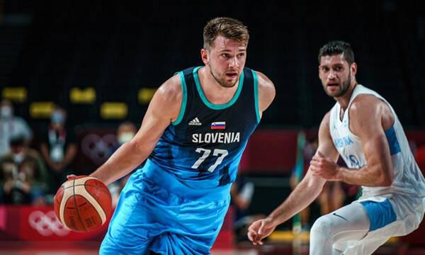 Ολυμπιακοί Αγώνες-Μπάσκετ: Απίθανος Ντόντσιτς, θρίαμβος για Σλοβενία (video)