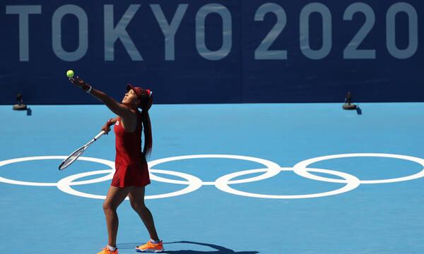 Ολυμπιακοί Αγώνες: Στους «16» η Ναόμι Οσάκα μέσα στο… σπίτι της