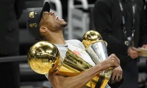 ΤΟΠ 10 ΝΒΑ: Σάρωσε όλες τις κατηγορίες ο MVP! (videos)