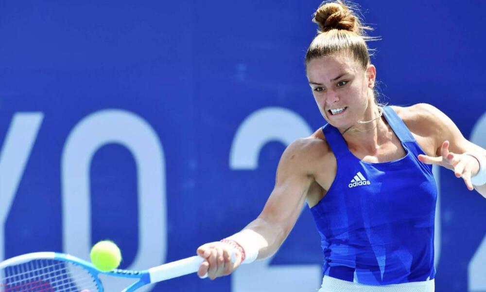 Ολυμπιακοί Αγώνες-Τένις: Η αντίπαλος της Μαρίας Σάκκαρη στον γ' γύρο