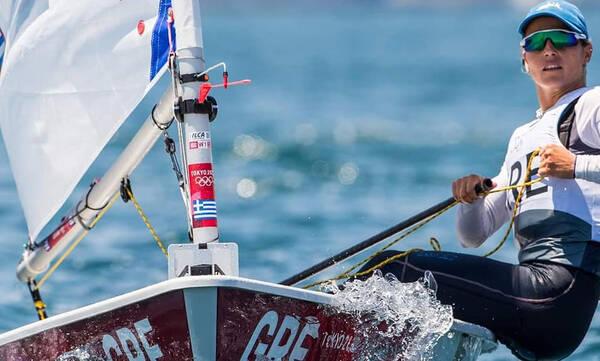 Ολυμπιακοί Αγώνες: Η Καραχάλιου «ανέβηκε» 2η στη γενική στα Laser Radial