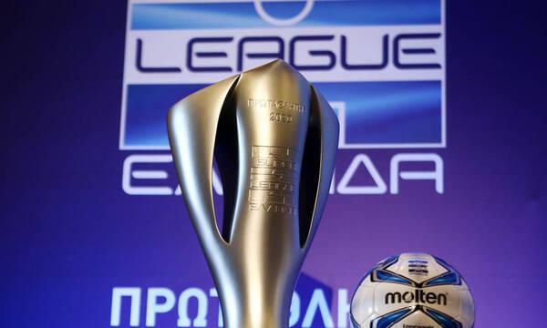 Super League: Live streaming η κλήρωση του πρωταθλήματος