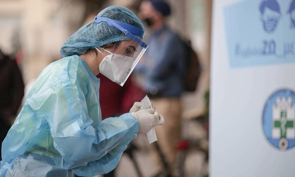 Κρούσματα σήμερα: 2.070 νέα ανακοίνωσε ο ΕΟΔΥ - 5 νεκροί σε 24 ώρες, 147 διασωληνωμένοι