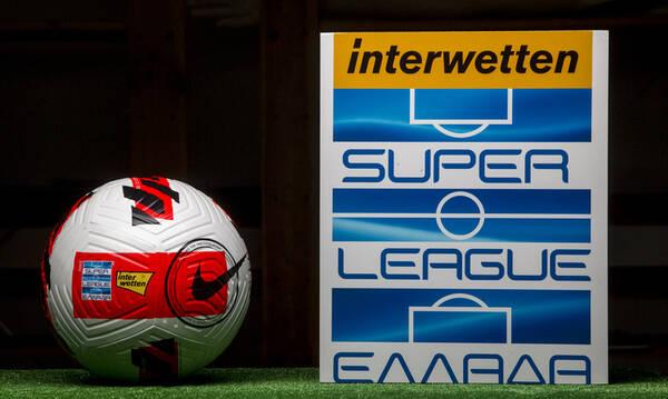 Super League: Nike Flight, η νέα μπάλα του πρωταθλήματος (photos)