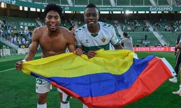 Ολυμπιακός: Σενάριο για Κολομβιανό αριστερό μπακ (photos)