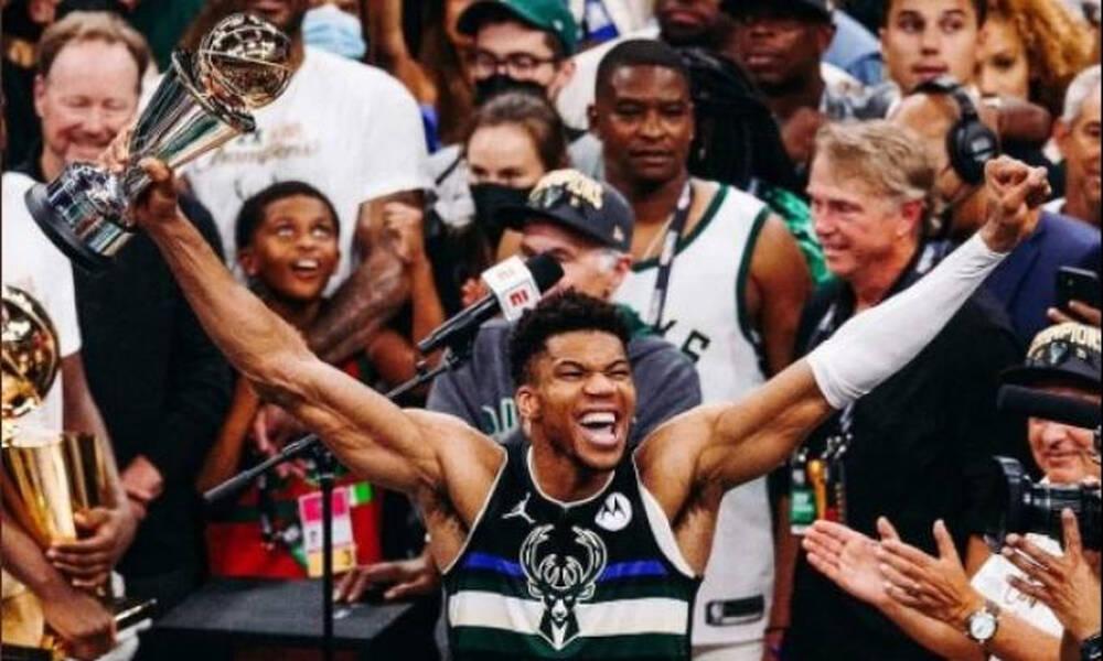 NBA: Οι καλύτερες στιγμές του Γιάννη Αντετοκούνμπο στους Τελικούς (photos+video)